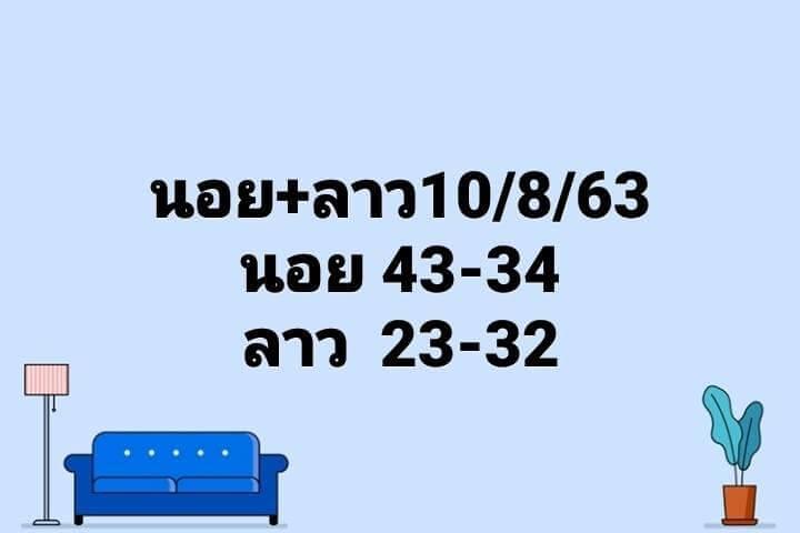 แนวทางหวยฮานอย 10/8/63 ชุดที่8