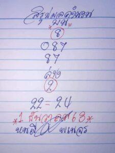 หวยหนูผีพเนจร 1/12/63